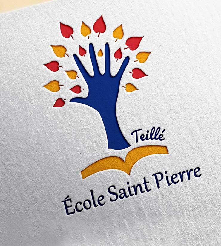 Ecole Saint Pierre à Teillé (44)