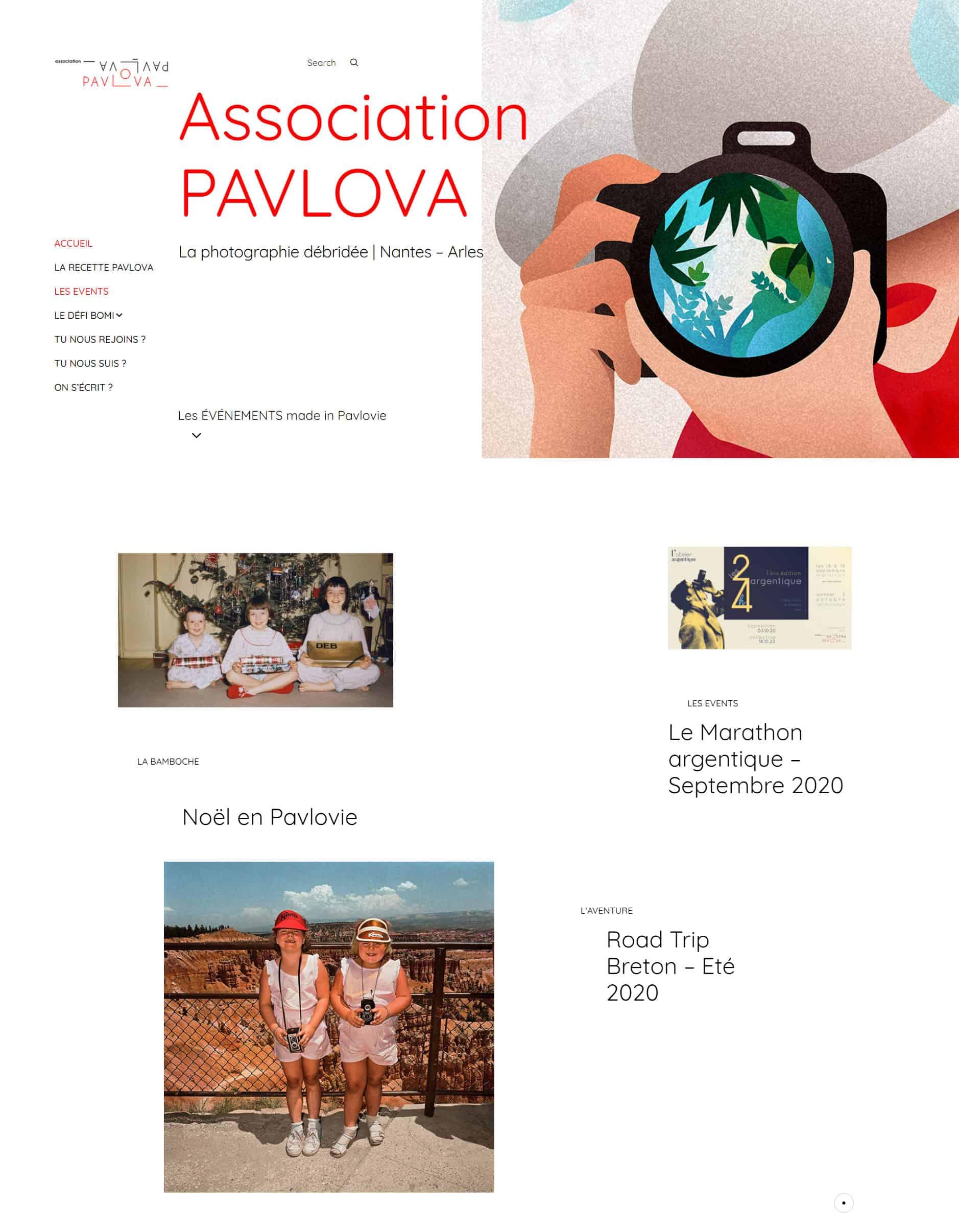 Association Pavlova